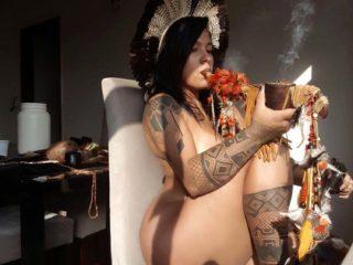 mulher cavala Índia gostosa pelada 008