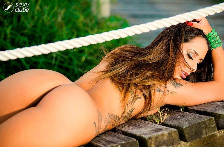 Chris Martins pelada sexy clube nua 013