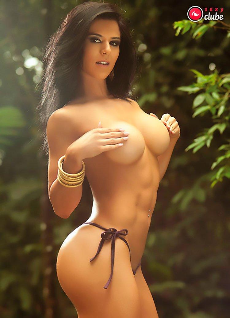 fitnes nude