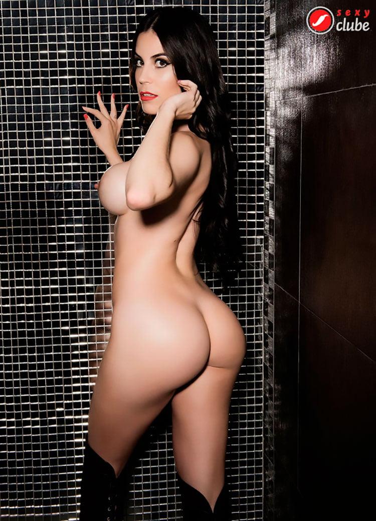 Jessica Amaral pelada nua na revista Sexy Clube 015