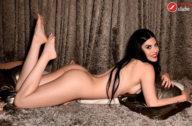 Jessica Amaral pelada nua na revista Sexy Clube 017