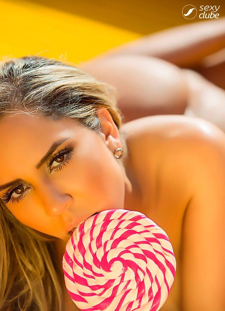 Mulher Melão Pelada Renata Frisson nua Sexy Clube 016