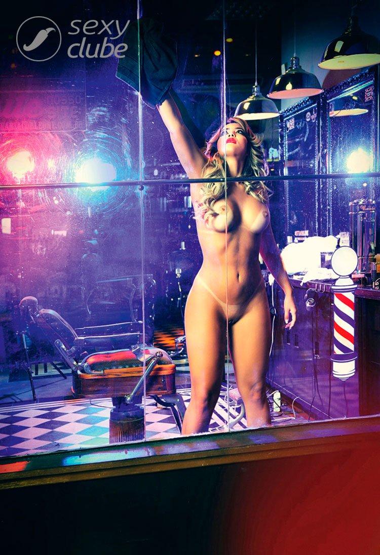 fotos Geisy Arruda pelada Sexy Clube 005