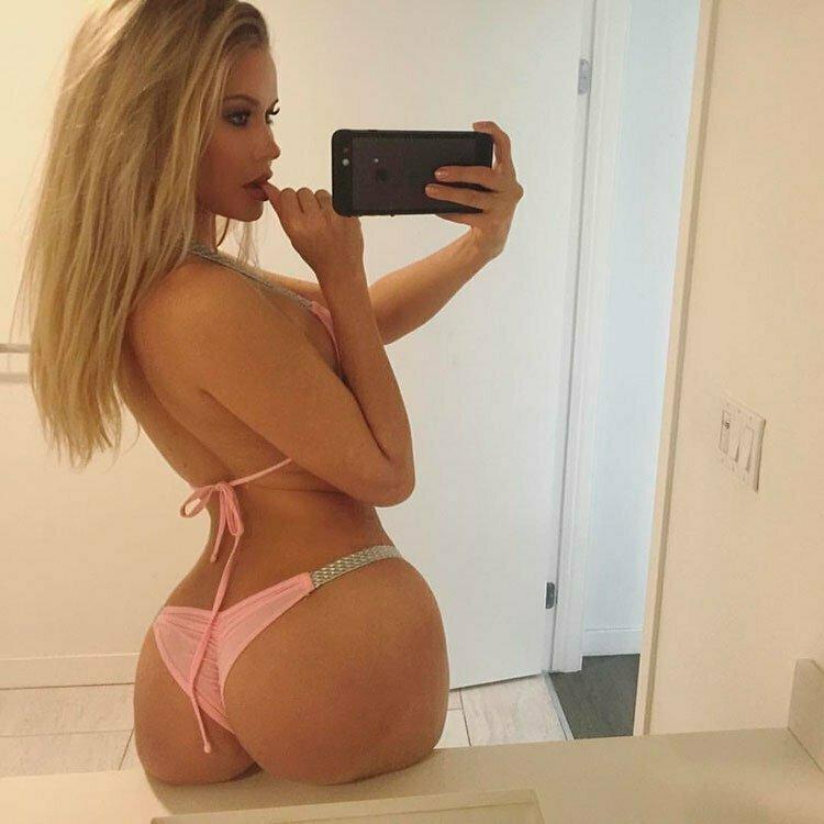 33 Selfies Sexy com mulheres gostosas rabudas 004