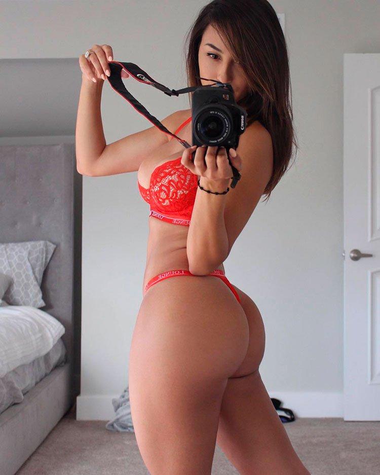 33 Selfies Sexy com mulheres gostosas rabudas 027