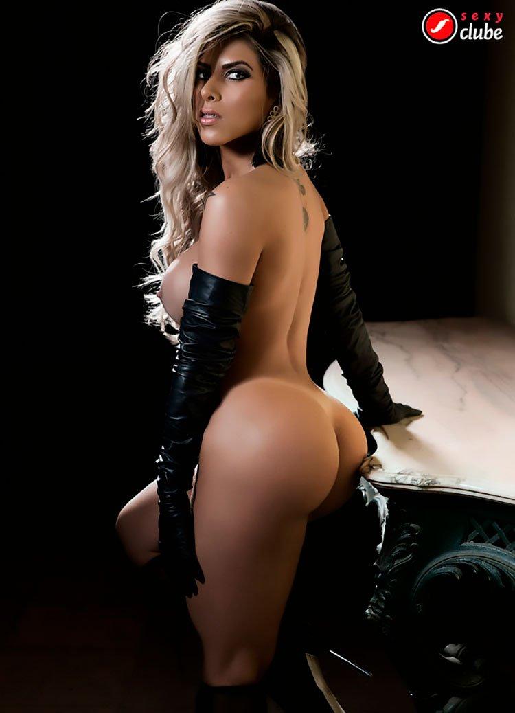 Ana Paula Minerato pelada Ex-Panicat Nua na Sexy Clube 022