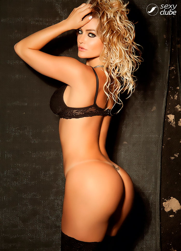 Atriz Laura Keller pelada loira bucetuda nua na Sexy Clube 014