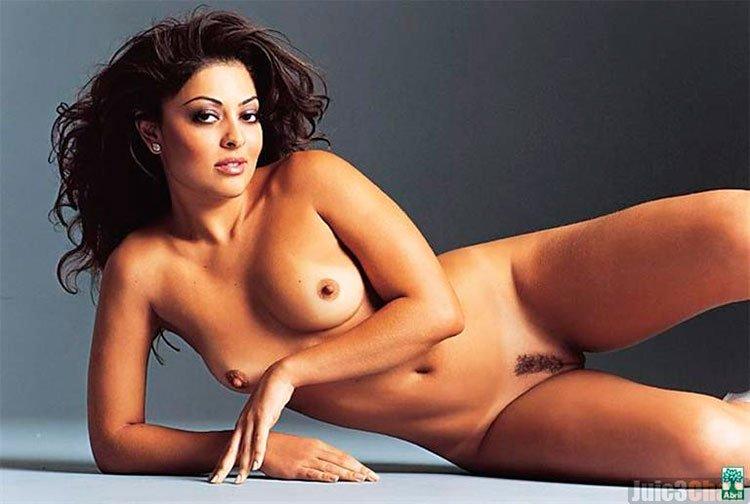 juliana Paes nua ( Bibi Perigosa) pelada na Playboy 006