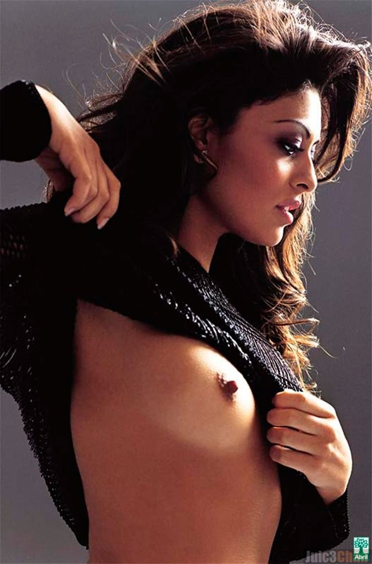 juliana Paes nua ( Bibi Perigosa) pelada na Playboy 007