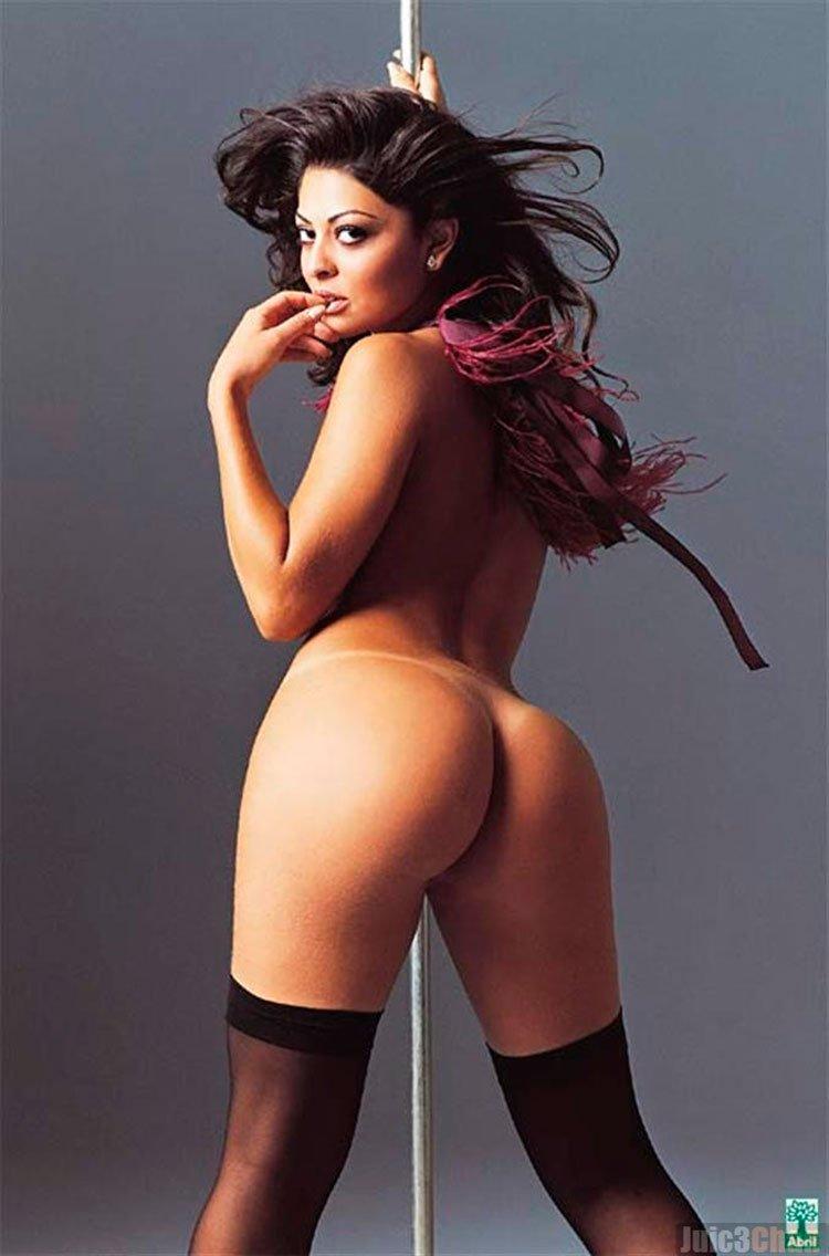 juliana Paes nua ( Bibi Perigosa) pelada na Playboy 008