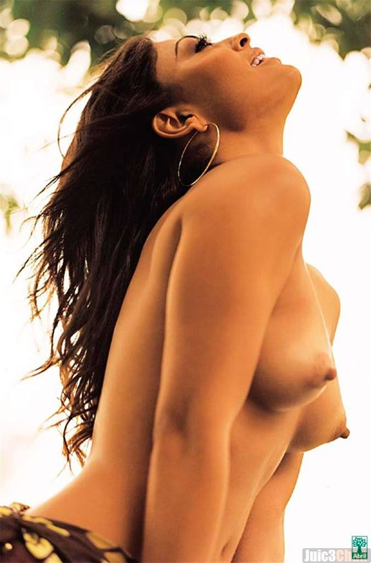 juliana Paes nua ( Bibi Perigosa) pelada na Playboy 009