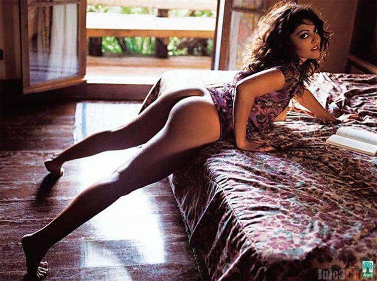 juliana Paes nua ( Bibi Perigosa) pelada na Playboy 018