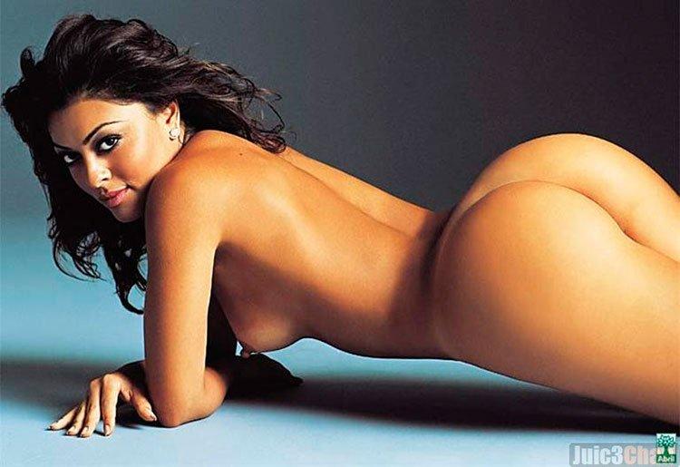 Juliana Paes nua ( Bibi Perigosa) pelada na Playboy