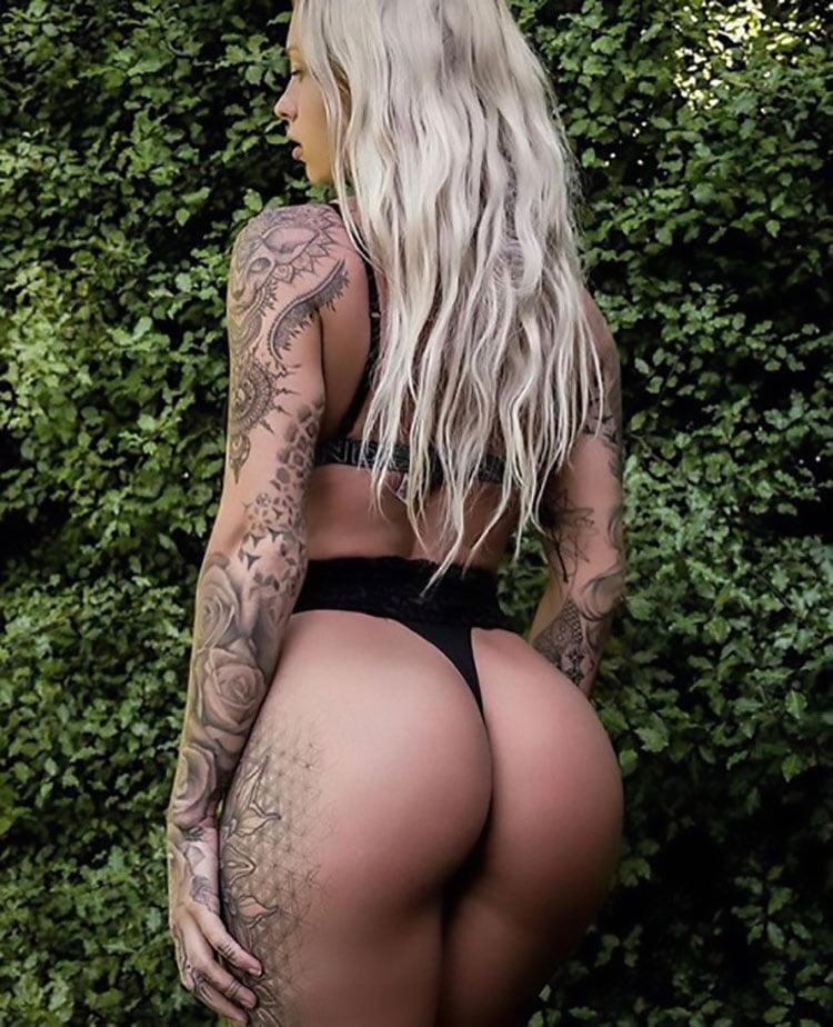 Mulheres Tatuadas 30 fotos com mulheres lindas tatuadas 021