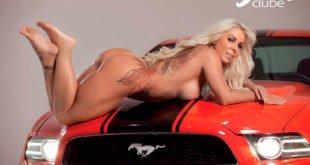 Rosana Menezes pelada coroa gostosa nua na Sexy Clube 013