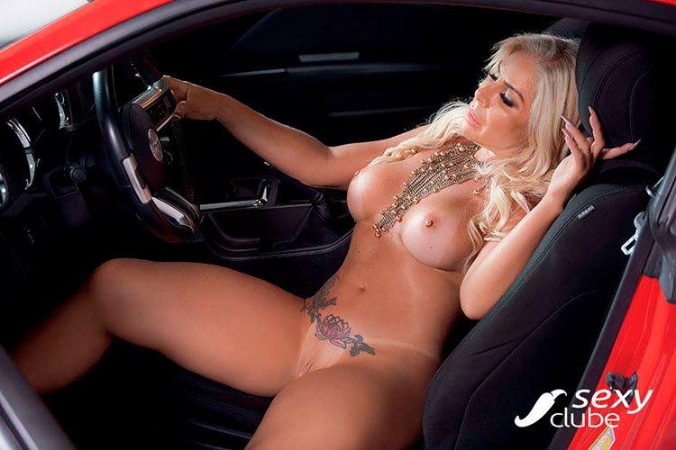 Rosana Menezes pelada coroa gostosa nua na Sexy Clube 014