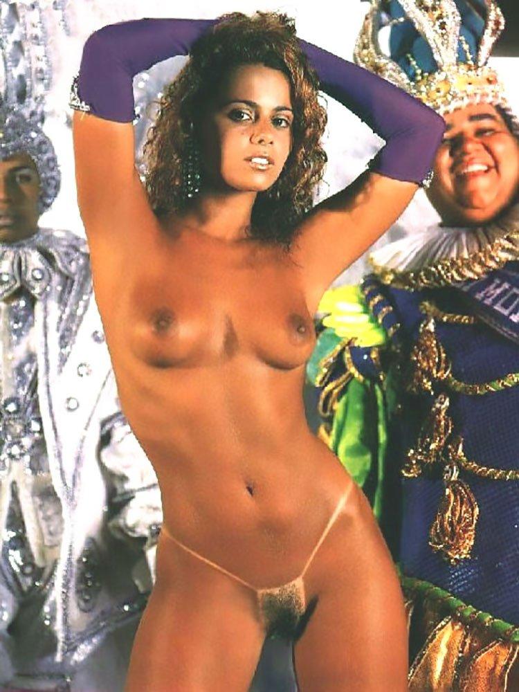Viviane Araujo nua atriz Viviane Araujo pelada 059
