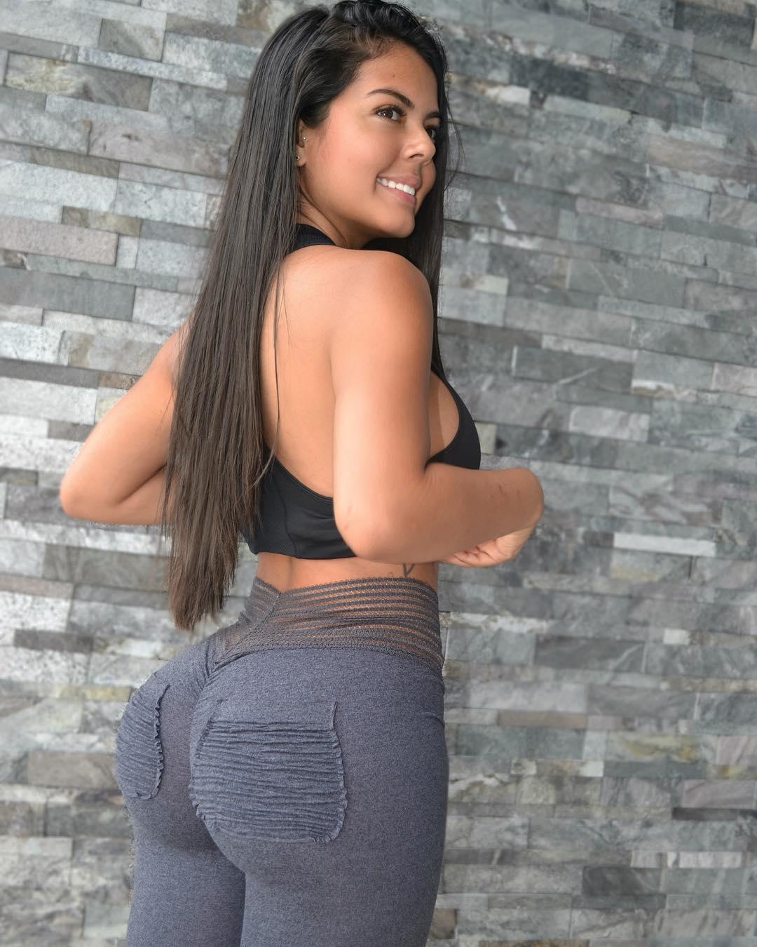 musa fitness nicole borda colombiana gostosa demais 03