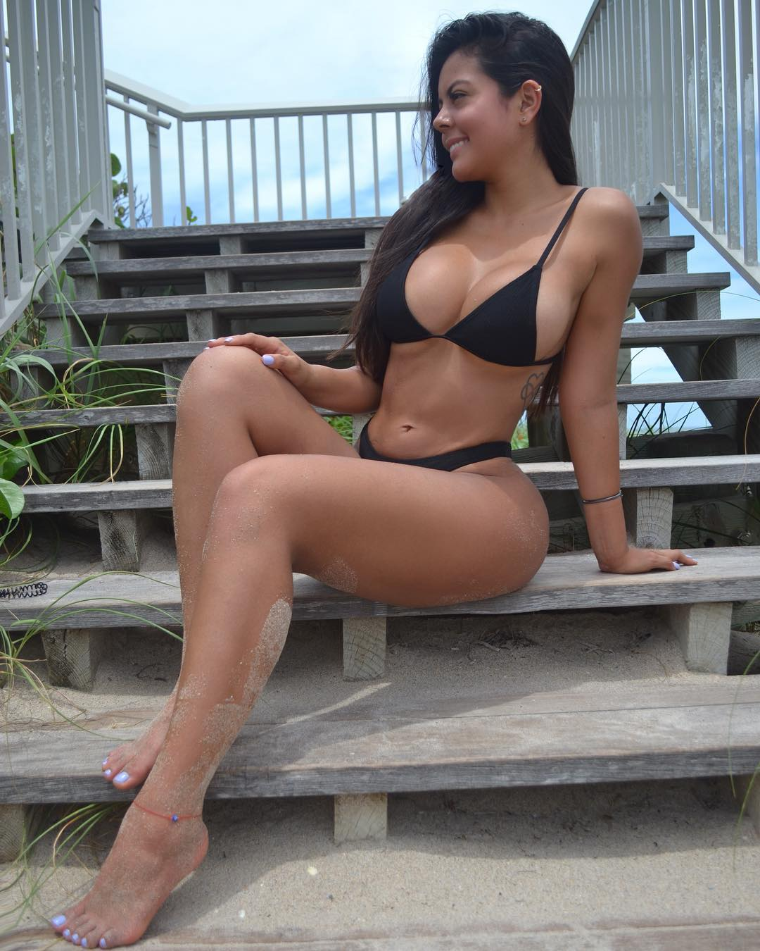 musa fitness nicole borda colombiana gostosa demais 06