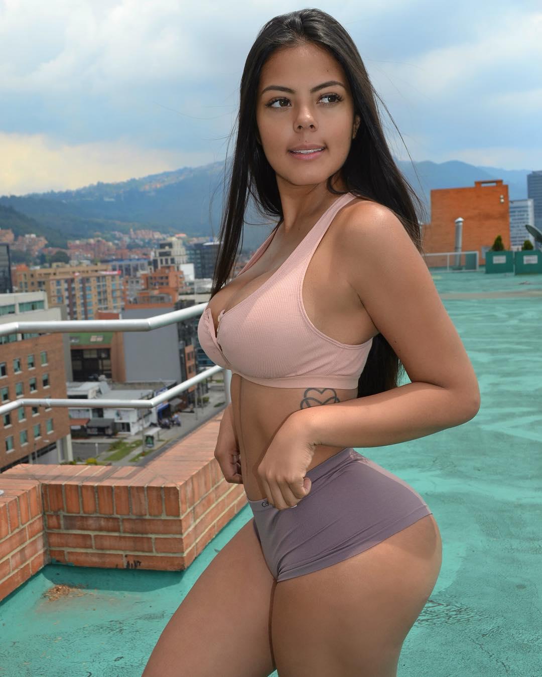 musa fitness nicole borda colombiana gostosa demais 25