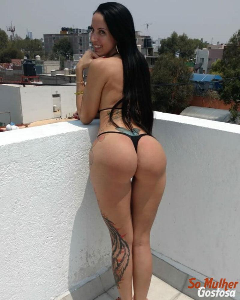 Atriz Pornô Elisa Sanches nua pelada 07