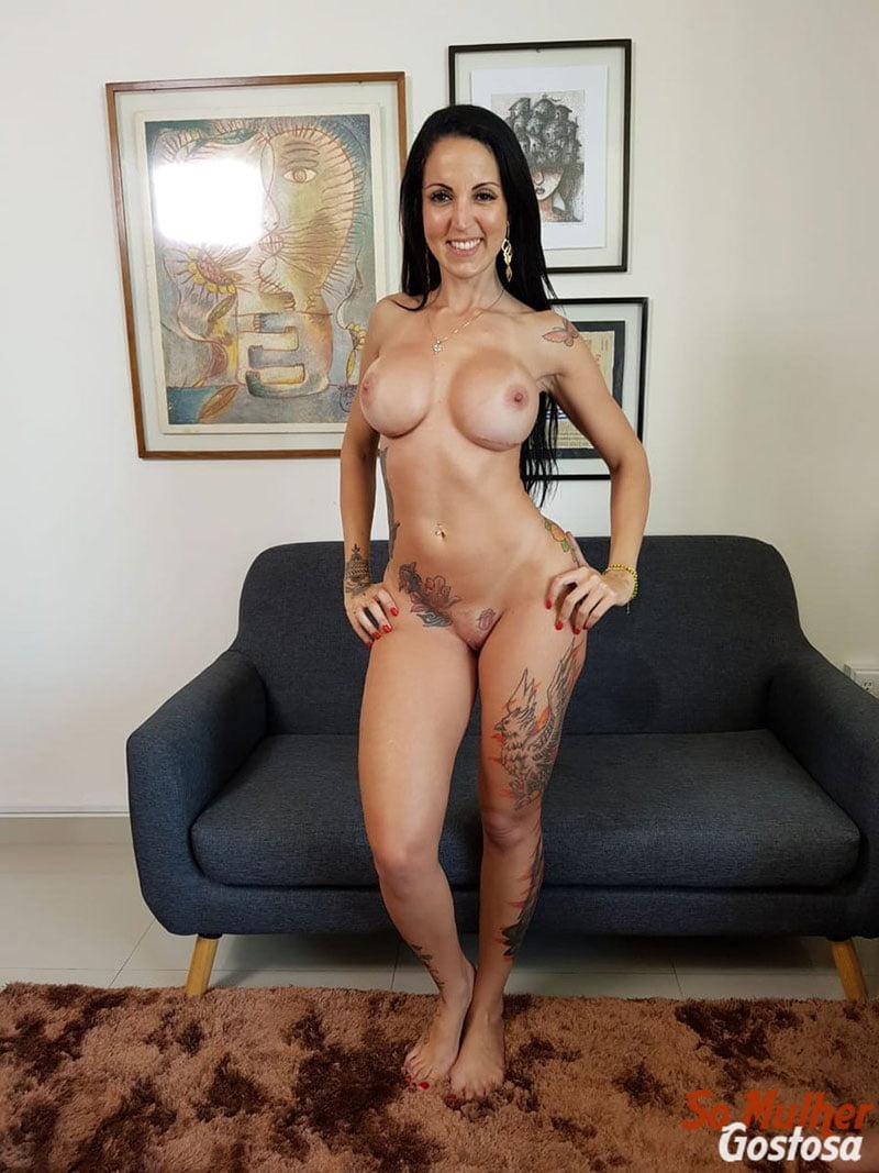 Atriz Pornô Elisa Sanches nua pelada 14