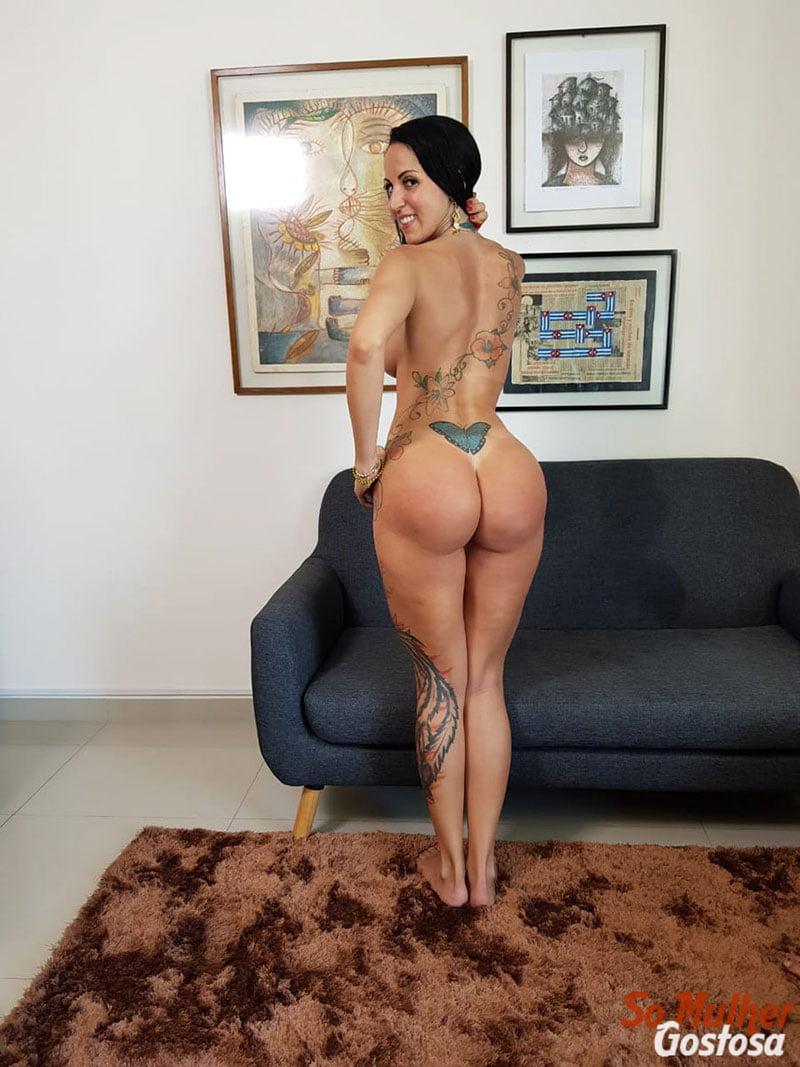Atriz Pornô Elisa Sanches nua pelada 15