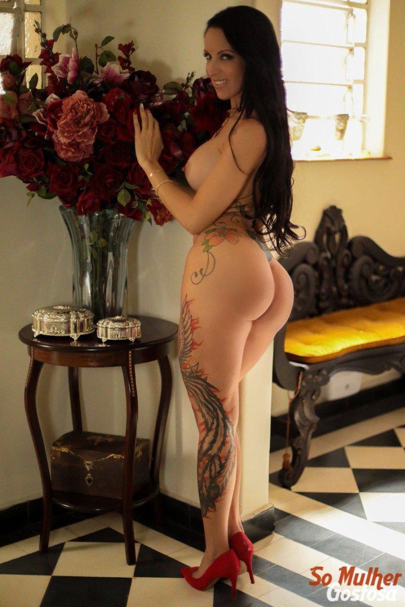 Atriz Pornô Elisa Sanches nua pelada 18