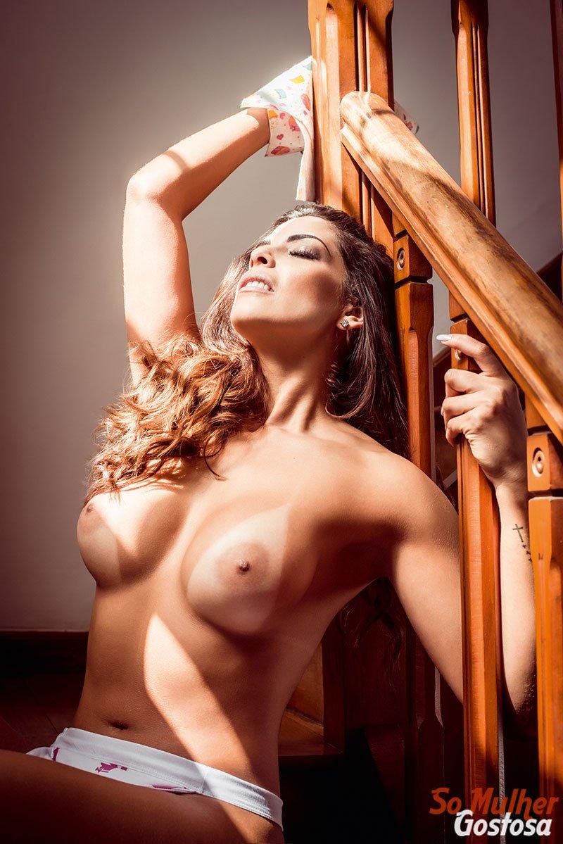 Nuelle Alves nua pelada 06