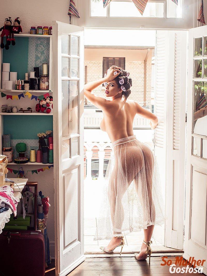 Nuelle Alves nua pelada 19