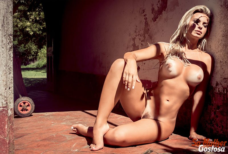 Veridiana Freitas nua pelada na Playboy Plus