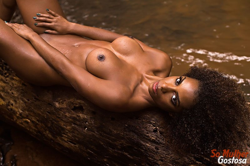 Ivi Pizzott nua pelada | Fotos nuas da Bailarina do Faustão