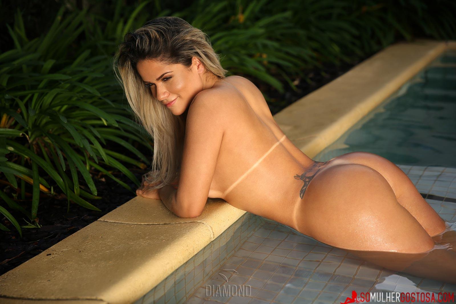 Diamond Brazil 30 fotos nuas com várias modelos gostosas 16
