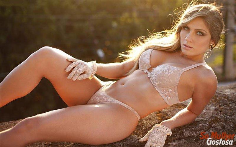 Ex-BBB Renata Dávila loirinha gostosa demais #Nostalgia