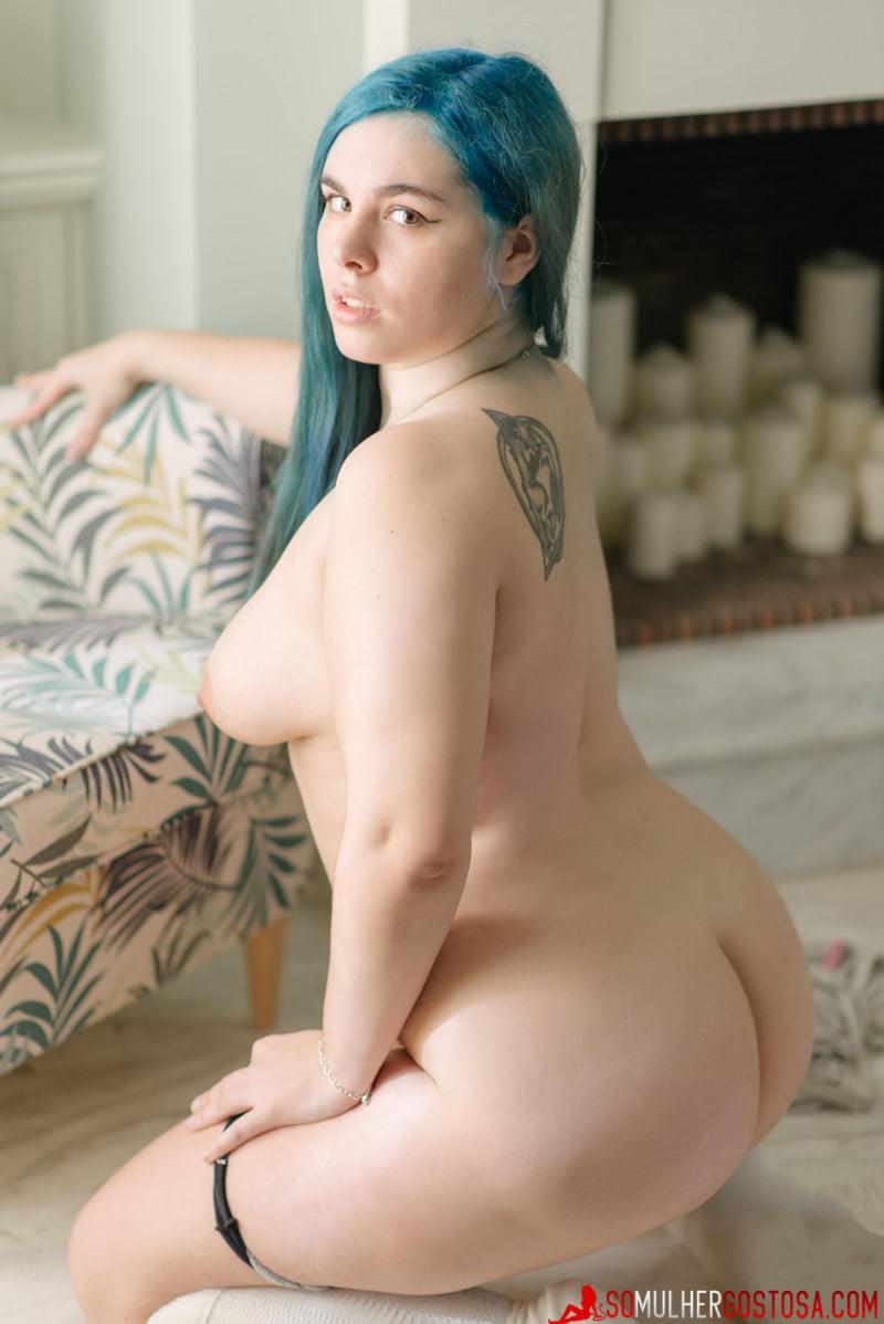 Gordinha linda muito sexy nua pelada gostosa demais 08