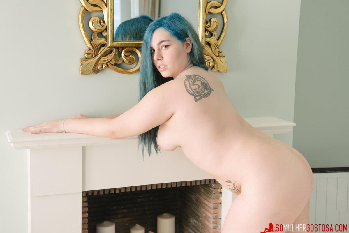 Gordinha linda muito sexy nua pelada gostosa demais 15