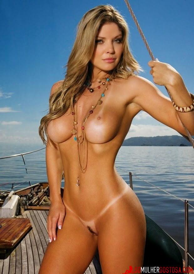 Viviane Bordin nua dona do site Diamond Brazil pelada 01