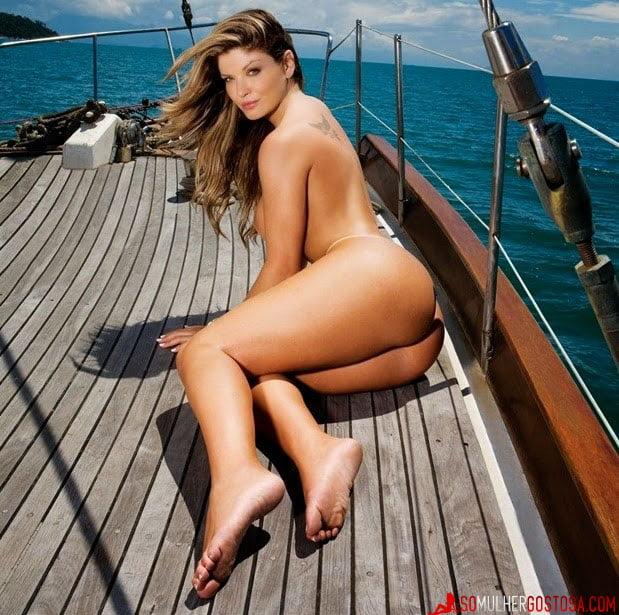 Viviane Bordin nua dona do site Diamond Brazil pelada 06