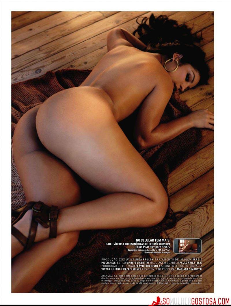 Desirée Oliveira nua pelada Mulata Difícil do Zorra Total