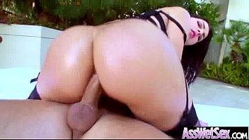 Sexo anal com rabuda gostosona
